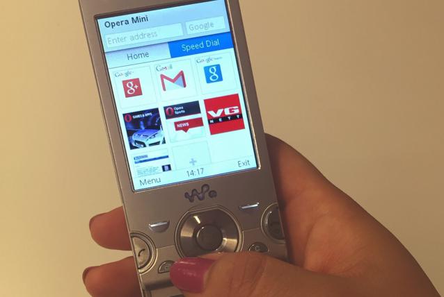 Opera Mini: A 10-year journey of internet on a phone