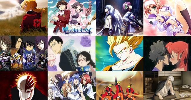100 từ thường gặp trong Anime!