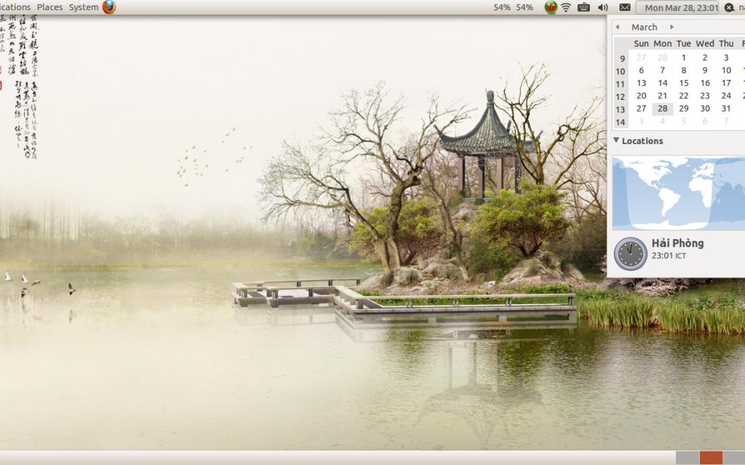 Hướng dẫn cài đặt hệ điều hành Ubuntu 10.10