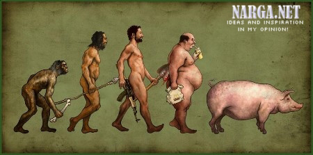 Tiến hóa của loài người II