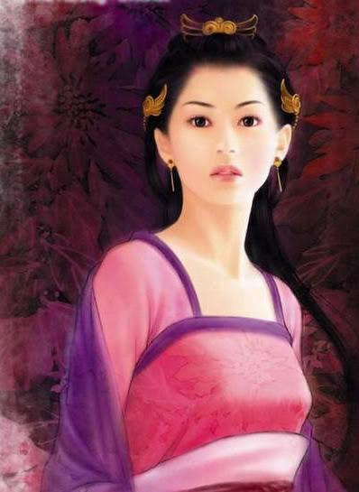 Nữ hoàng Võ Tắc Thiên đại đế (624 – 705)