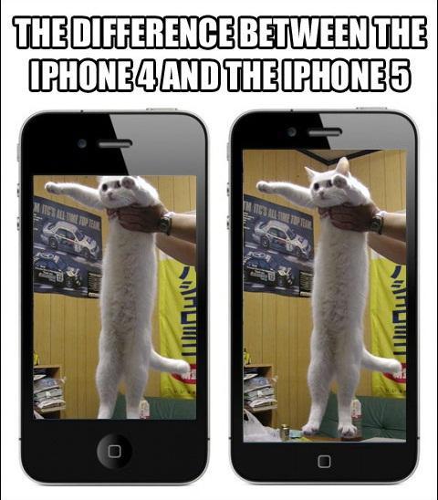 Có gì khác giữa iPhone 4S và iPhone 5