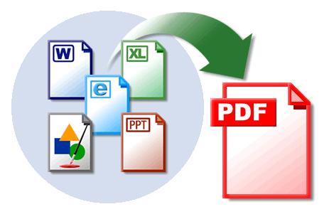 Chuyển đổi tài liệu sang định dạng PDF