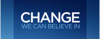 Change, We can believed