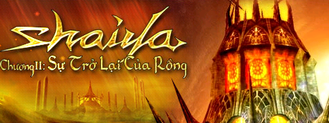 Shaiya – Chương II: Sự trở lại của rồng