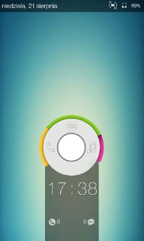 Lockscreen có thể tùy chỉnh bằng ứng dụng của bên thứ ba