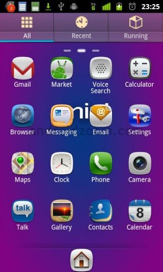 Miui Launcher - Một loại Launcher được phát triển riêng bởi nhóm MIUI