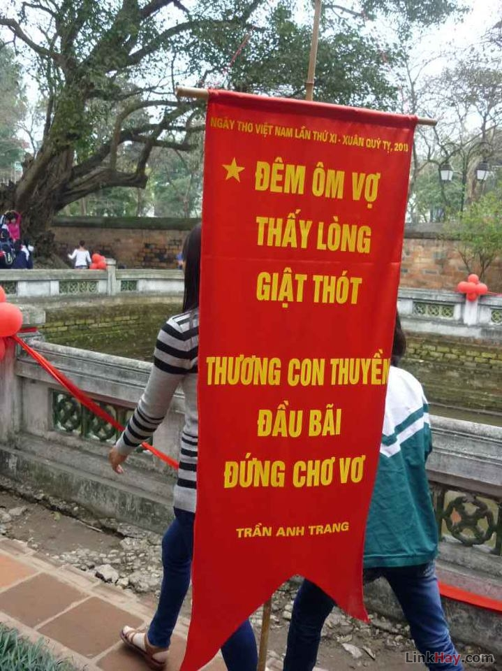 Ôi thơ Việt