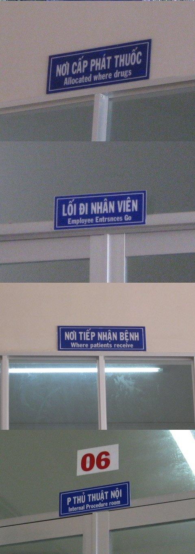 Chất lượng sinh viên ngoại ngữ là thế này đây