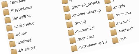 Nautilus trên Arch Linux: Sắp xếp danh sách tên tập tin theo bảng chữ cái
