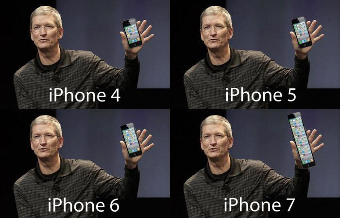 iPhone 5 và những bình luận