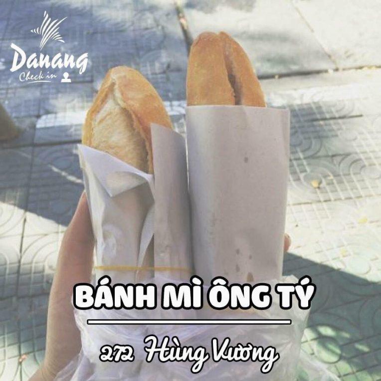 Bánh mỳ Ông Tý